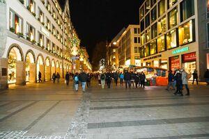 © Weihnachtsstimmung in München - Foto:  Dirk Schiff/Portraitiert.de