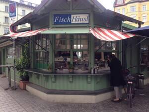 Wiener Platz, Buden, Marktstände, München