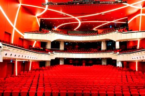 Der Saal des Deutschen Theaters., © Foto: Deutsches Theater / Robert Götzfried