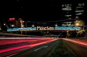 Die Lichtwoche 2016 in München., © Foto: Guerrilla Lighting