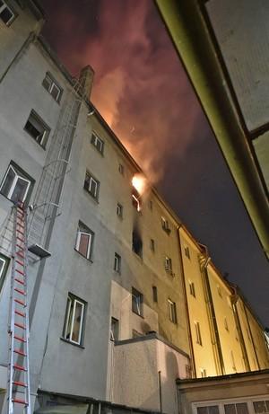© Foto: Feuerwehr München