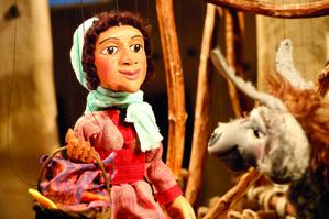 Die Augsburger Puppenkiste - Verfilmung der Weihnachtsgeschichte, © Foto: FS/ Kiko