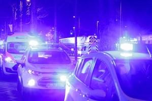 © Blaulichtgewitter für die MS Utting - Foto: Johanniter-Unfall-Hilfe e.V.