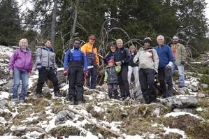 Ein Ausflug im Rahmen von A.L.M. in Garmisch-Partenkirchen, © DAV/Heidi Hesse