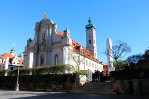 Heilig-Geist-Kirche am Viktualienmarkt, © Heilig-Geist-Kirche am Viktualienmarkt