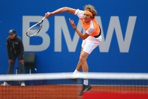 "© Alexander Zverev  Foto:""Gettyimages/BMW Open by FWU"""