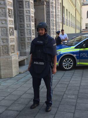 © Bayerische Polizei