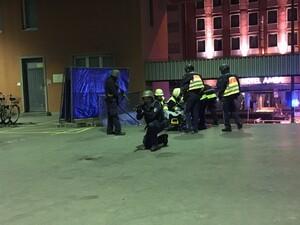 Am Münchner Hautpbahnhof haben 2000 Polizisten und Sanitäter den Krisenfall, zum Beispiel bei Anschlägen geprobt.