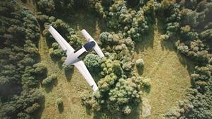 Lilium-Jet, © Das Flugtaxi, bzw Elektroflugzeug Lilium - Bild: Lilium
