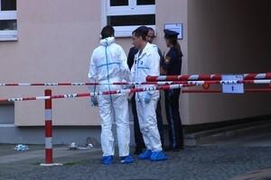 Mord mit Messer in Neuhausen - Tatort