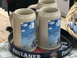 Oktoberfest 2018: Der offizelle Wiesn-Krug