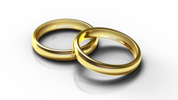 Hochzeitsringe, © Symbolbild