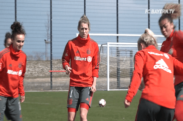FC Bayern Frauen, © FCB TV