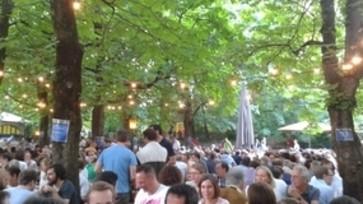 Die schönsten Biergärten in München