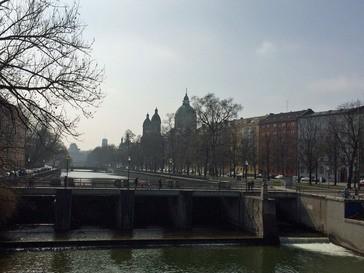 Praterinsel in München