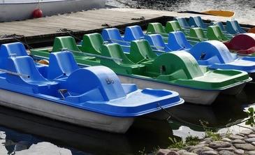 Am Tegernsee kann man Boote mieten, © Symbolbild
