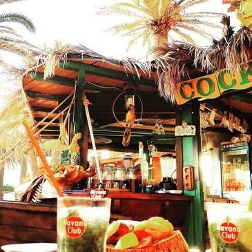Beach, Strand, Bar, © Symbolbild