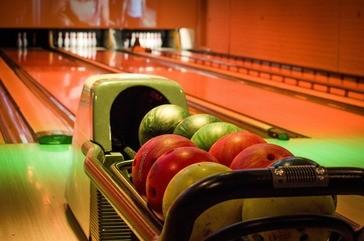 Bowling, Bowlingbahn, Kegeln, © Symbolfoto