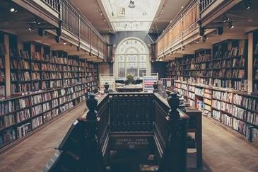 Bücher, Bibliothek, © Symbolbild