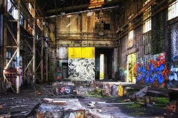 Graffiti, © Symbolbild