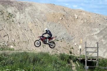 Motocross-Fahrer, © Symbolbild