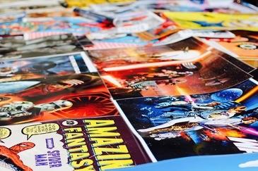 Comics, © Symbolfoto