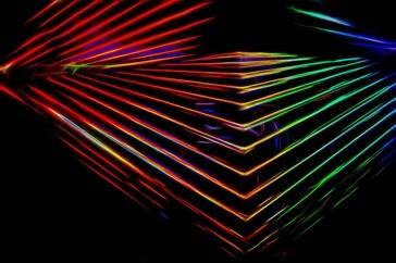 Neonlichter, © Symbolbild