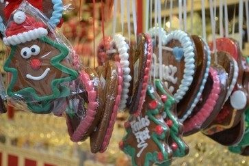 Lebkuchen, Marienplatz Weihnachtsmarkt, © Symbolfoto