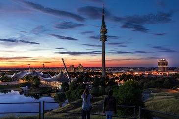 München, Olympiapark, © Symbolbild