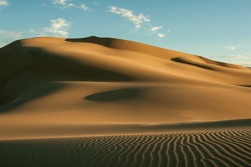 Wüste Sand, © Symbolbil