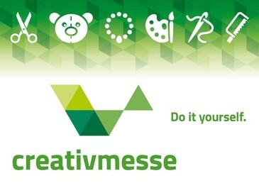 Logo der Creativmesse 2019, © MPA Public Relations & Event Agentu