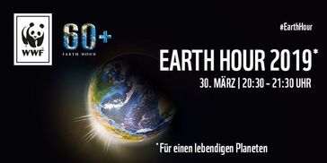 Earth Hour, © WWF