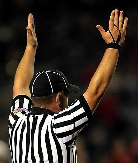 American Football NFL Schiedsrichter