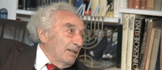 Max Mannheimer im Interview bei münchen.tv