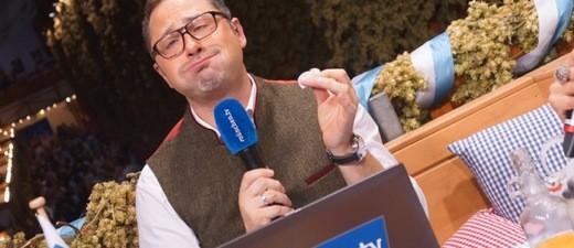 Alex Onken Wiesn 2013