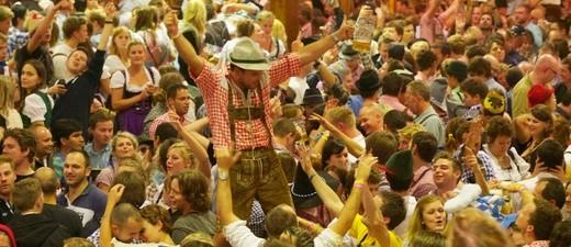 Oktoberfest party wiesn