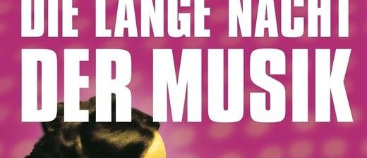Plakatmotiv der Langen Nacht der Musik in München, © Am Wochenende findet in München wieder die lange Nacht der Musik statt