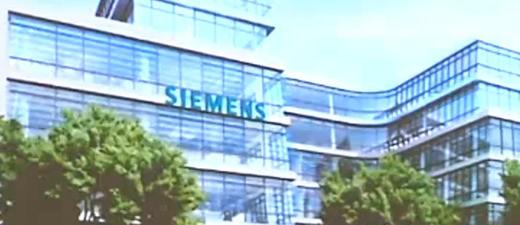 Das Siemens Gebäude