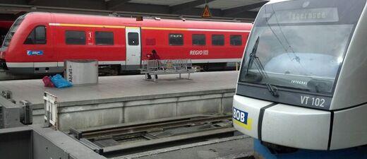 GDL: Der Bahnstreik der GDL geht weiter.