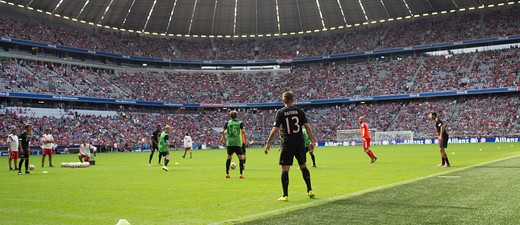 FC Bayern München - Rekordmeister der Bundesliga, © Rico Güttich / muenchen.tv