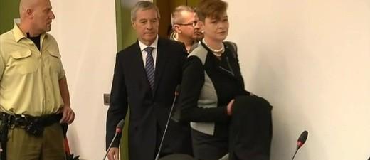 Deutsche Bank Prozess in München Fitschen im Gerichtssaal, © Archivbild