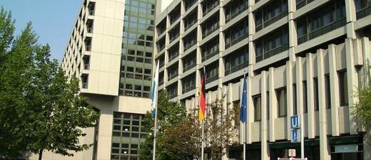 Oberlandesgericht München von außen