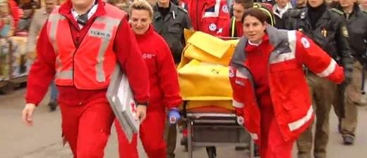 Oktoberfest BRK-Sanitäter auf der Wiesn, © Die Sanitäter des Roten Kreuzes im Wiesn-Einsatz