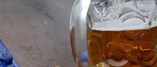 Maßkrug auf dem Oktoberfest, © Maßkrug auf dem Oktoberfest