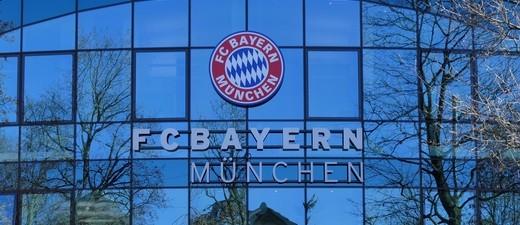 Die Geschäftsstelle des FC Bayern München