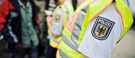 EU Grenzkontrolle Polizei , © Symbolbild.