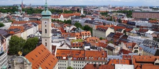 Wohnungen und Häuser in München