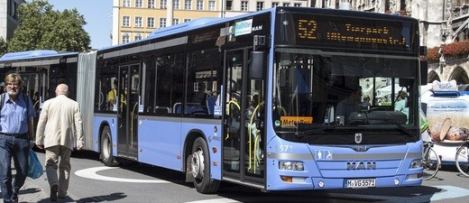 MVV Linienbus, © MVV Linienbus - Symbolbild.