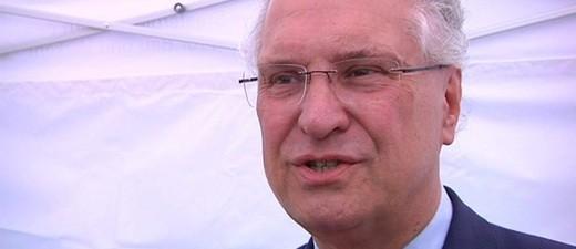 © Der bayerische Innenminister Joachim Herrmann im münchen.tv Interview