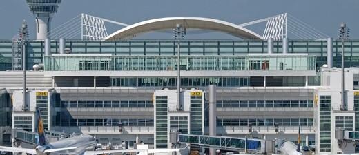 Der Münchner Flughafen, © Flughafen München